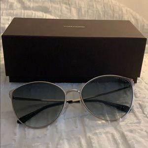 Brand New Authentic Tom Ford Zella Sunglasses